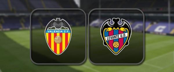 Валенсия - Леванте онлайн трансляция