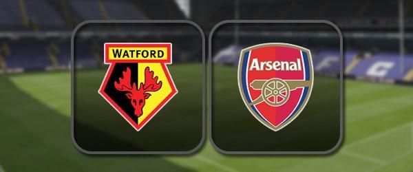 Уотфорд – Арсенал: Полный матч и Лучшие моменты