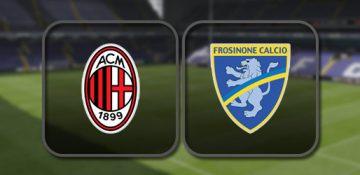 Милан - Фрозиноне