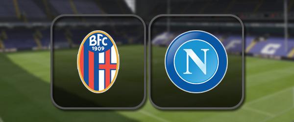 Болонья - Наполи: Полный матч и Лучшие моменты