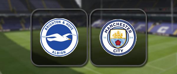 Брайтон – Манчестер Сити: Полный матч и Лучшие моменты