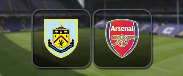 Бернли - Арсенал: Полный матч и Лучшие моменты