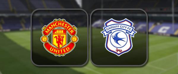 Манчестер Юнайтед – Кардифф: Полный матч и Лучшие моменты