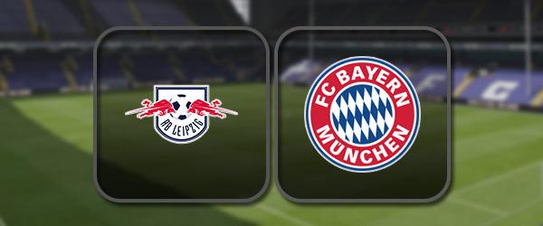 РБ Лейпциг - Бавария: Полный матч и Лучшие моменты