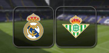 Реал Мадрид - Бетис