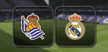Реал Сосьедад - Реал Мадрид