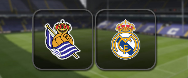 Реал Сосьедад - Реал Мадрид онлайн трансляция