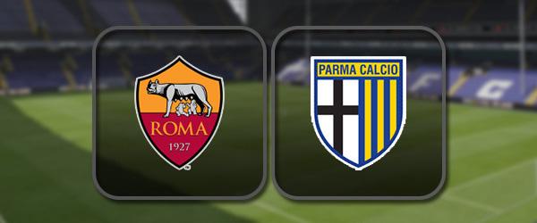 Рома - Парма: Полный матч и Лучшие моменты