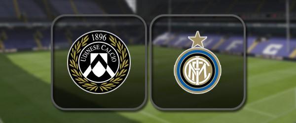 Удинезе - Интер: Полный матч и Лучшие моменты
