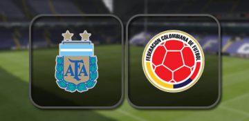 Аргентина – Колумбия