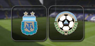 Аргентина - Никарагуа
