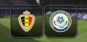 Бельгия – Казахстан