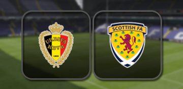 Бельгия – Шотландия