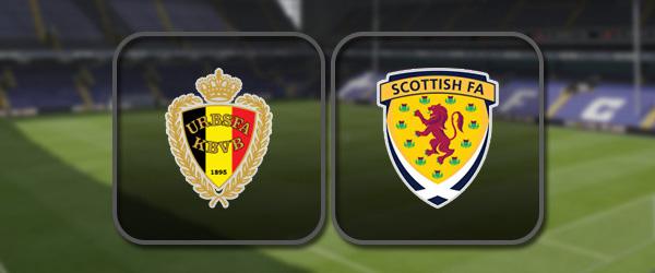Бельгия – Шотландия: Полный матч и Лучшие моменты