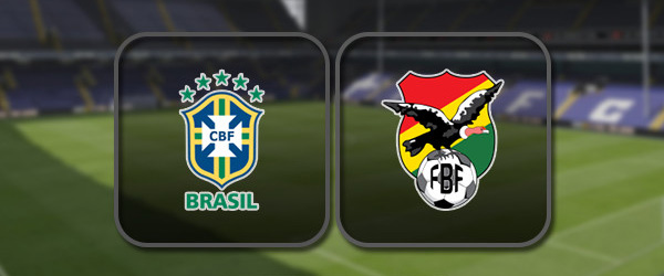 Бразилия – Боливия: Полный матч и Лучшие моменты