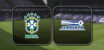 Бразилия – Гондурас