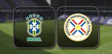 Бразилия - Парагвай