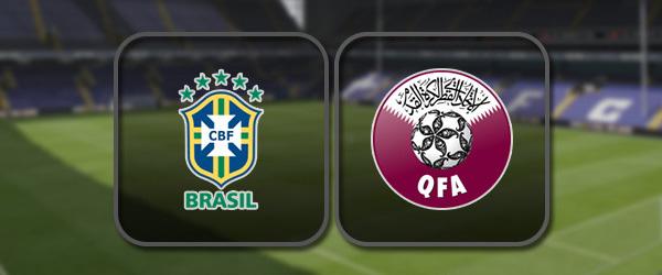 Бразилия – Катар: Лучшие моменты