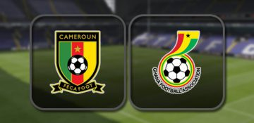 Камерун - Гана