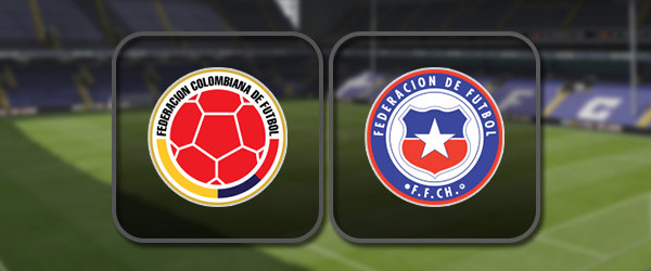 Колумбия - Чили: Полный матч и Лучшие моменты