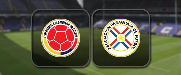 Парагвай - Колумбия: Лучшие моменты