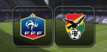 Франция – Боливия