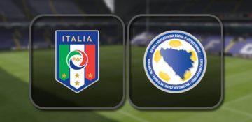 Италия – Босния и Герцеговина
