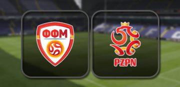 Македония – Польша