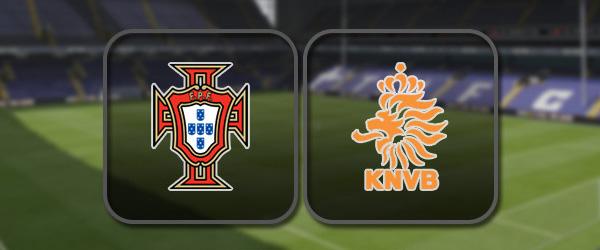 Португалия – Голландия: Полный матч и Лучшие моменты