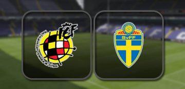 Испания – Швеция