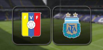 Венесуэла - Аргентина