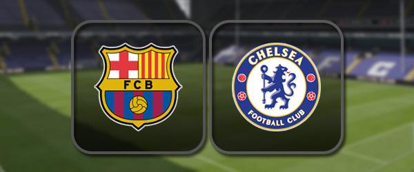 Барселона – Челси: Полный матч и Лучшие моменты