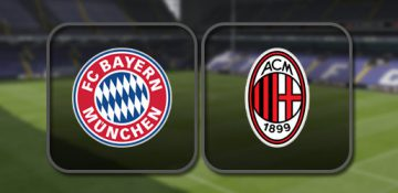 Бавария – Милан