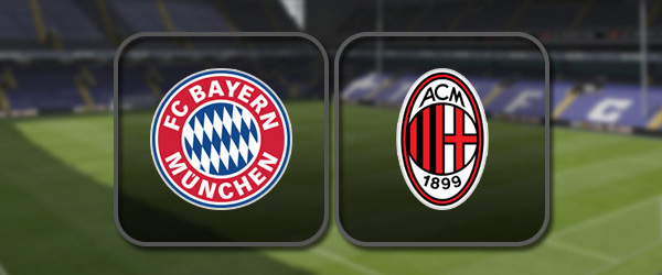Бавария – Милан: Полный матч и Лучшие моменты