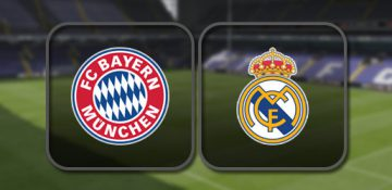 Бавария – Реал Мадрид