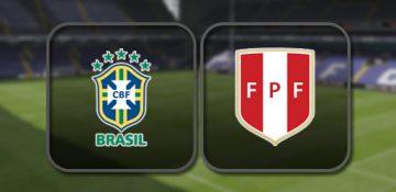Бразилия - Перу