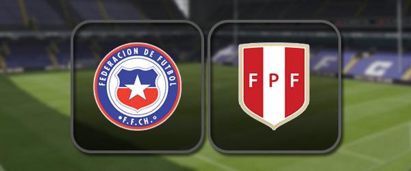 Чили - Перу: Полный матч и Лучшие моменты