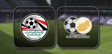 Египет - ЮАР