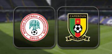 Нигерия - Камерун