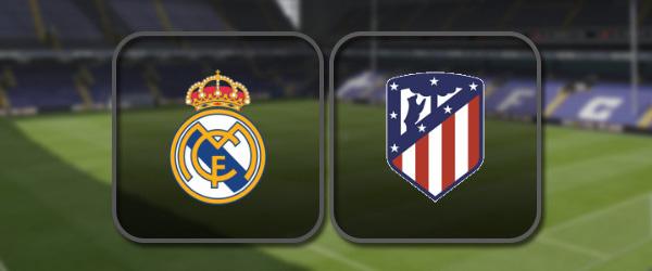 Реал Мадрид - Атлетико: Полный матч и Лучшие моменты