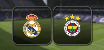 Реал Мадрид – Фенербахче