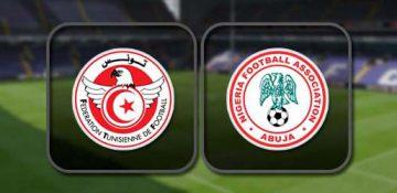 Тунис - Нигерия