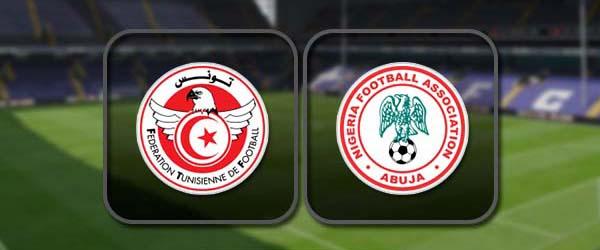 Тунис - Нигерия: Полный матч и Лучшие моменты