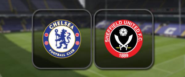 Челси - Шеффилд Юнайтед онлайн трансляция