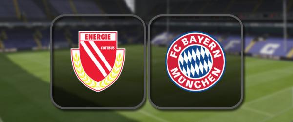 Энерги – Бавария: Полный матч и Лучшие моменты