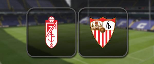 Гранада - Севилья: Полный матч и Лучшие моменты