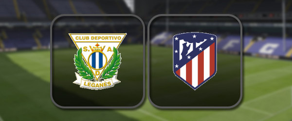 Леганес – Атлетико: Полный матч и Лучшие моменты