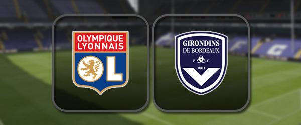 Лион - Бордо: Полный матч и Лучшие моменты
