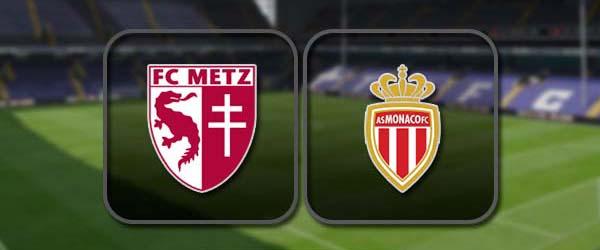 Метц - Монако онлайн трансляция