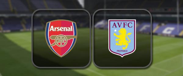 Арсенал – Астон Вилла: Полный матч и Лучшие моменты